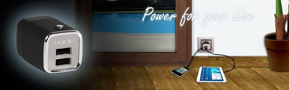 PowerWall, el cargador USB definitivo