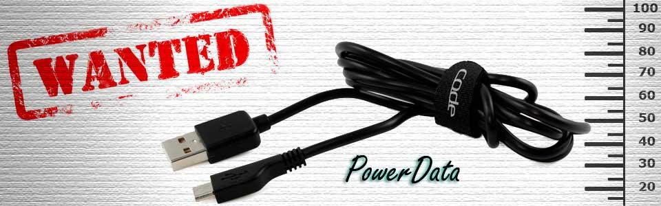 Power Data el complemento ideal para cargadores de alto rendimiento